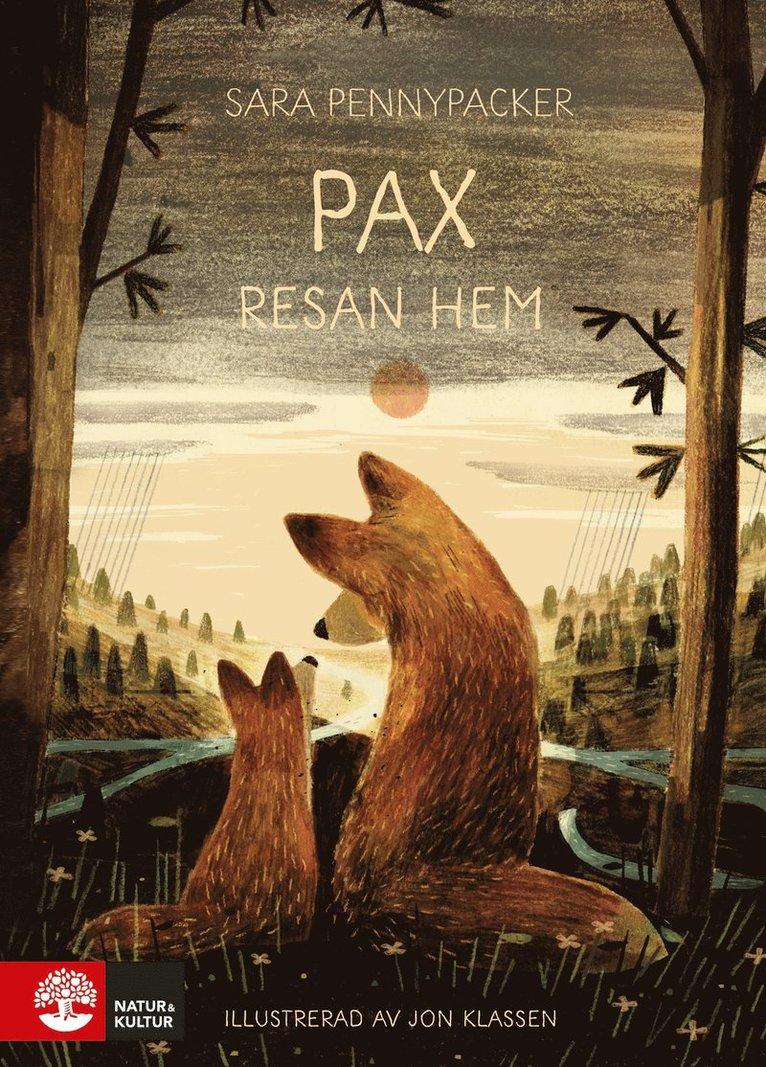 Pax, resan hem 1