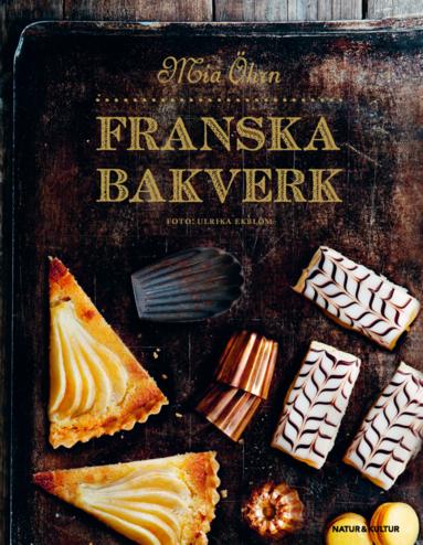 bokomslag Franska bakverk