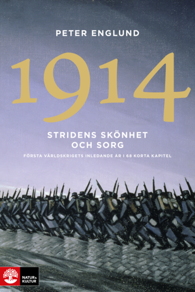 bokomslag Stridens skönhet och sorg 1914 : första världskrigets inledande år i 68 korta kapitel