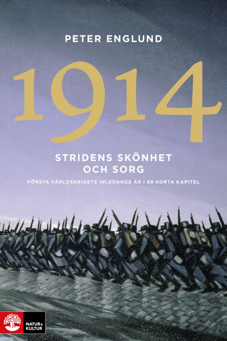 Stridens skönhet och sorg 1914 : första världskrigets inledande år i 68 korta kapitel 1