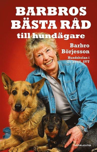 bokomslag Barbros bästa råd till hundägare