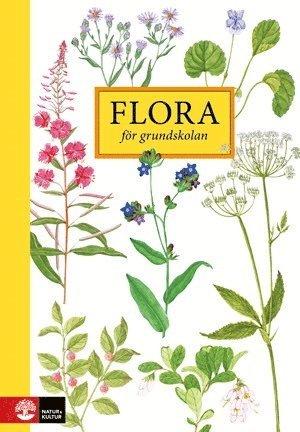 bokomslag Flora för grundskolan