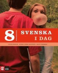 bokomslag Svenska i dag 8 Övningsbok