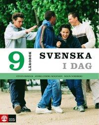 bokomslag Svenska i dag 9 Lärobok
