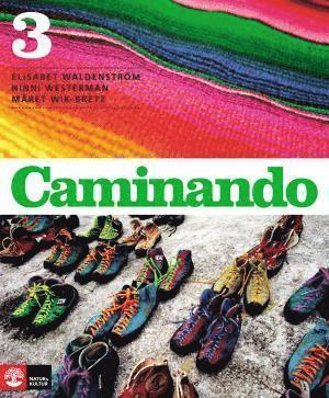 bokomslag Caminando 3 Lärobok med cd, tredje upplagan