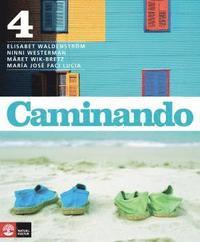 bokomslag Caminando 4 Lärobok med cd, tredje upplagan