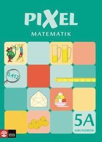 bokomslag Pixel matematik 5A Grundbok