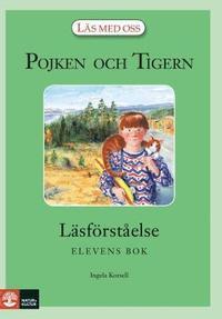 bokomslag Pojken och Tigern : Läsförståelse elevbok