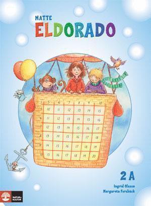 bokomslag Eldorado, matte 2A Grundbok
