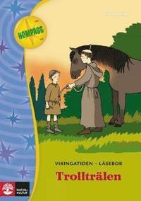 bokomslag Kompass historia Vikingatiden Läsebok