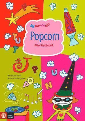 bokomslag Popcorn : min studiebok