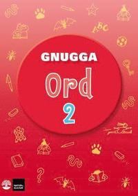 bokomslag Gnugga Ord 2, tredje upplagan