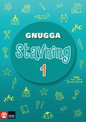bokomslag Gnugga Stavning 1, tredje upplagan
