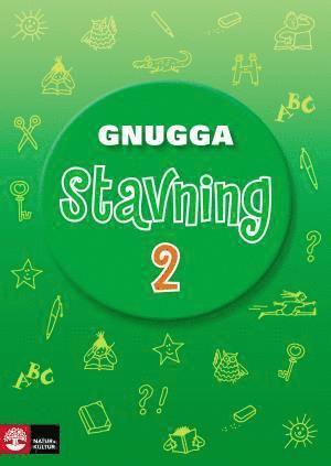 bokomslag Gnugga Stavning 2, tredje upplagan