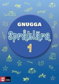 bokomslag Gnugga Språklära 1, tredje upplagan