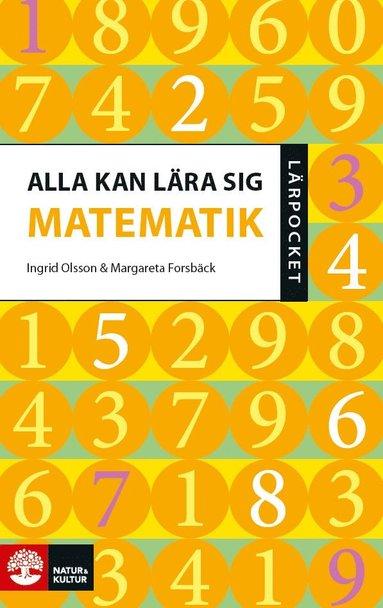 bokomslag Alla kan lära sig matematik