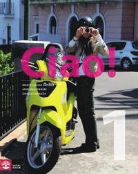 bokomslag Ciao 1 Allt-i-ett-bok