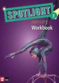 bokomslag Spotlight 5 Workbook
