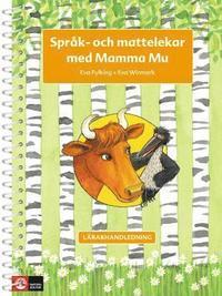 bokomslag Mamma Mu Språk och mattelekar Lärarhandledning