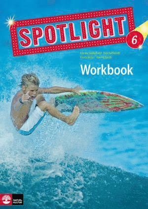 bokomslag Spotlight 6 Workbook