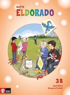 bokomslag Eldorado, matte 3B Grundbok