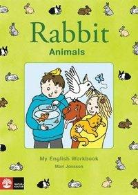 bokomslag Rabbit Animals