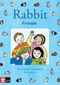 bokomslag Rabbit Friends