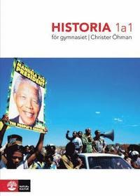 bokomslag Historia 1a1 för gymnasiet