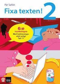bokomslag Fixa texten! 2