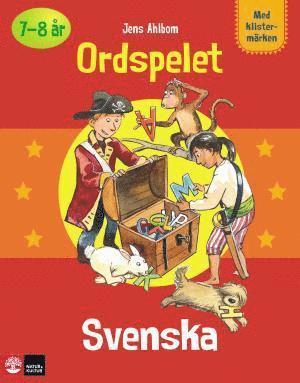 bokomslag Pysselbok Svenska Ordspelet