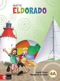 bokomslag Eldorado matte 4A Grundbok