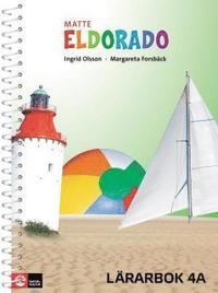bokomslag Eldorado matte 4A Lärarbok