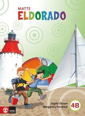 bokomslag Eldorado matte 4B Grundbok