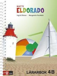 bokomslag Eldorado matte 4B Lärarbok