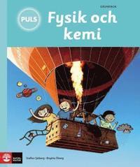 bokomslag PULS Fysik och kemi 4-6 Grundbok, tredje upplagan