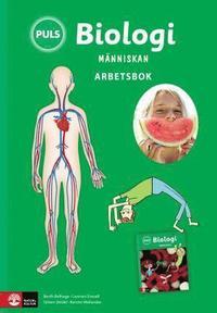 bokomslag PULS Biologi 4-6 Människan Arbetsbok, tredje upplagan
