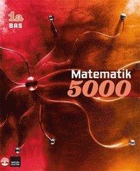 Matematik 5000 Kurs 1a Röd Lärobok Bas