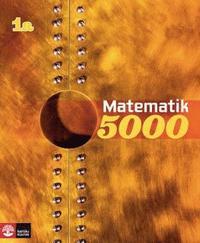 bokomslag Matematik 5000 Kurs 1a Gul Lärobok