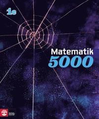 bokomslag Matematik 5000 Kurs 1c Blå Lärobok