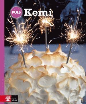 bokomslag PULS Kemi 7-9 Grundbok, fjärde upplagan