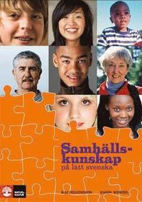 bokomslag SOL 3000 Samhällskunskap på lätt svenska