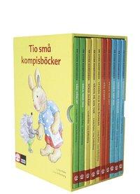bokomslag Små kompissagor - Kompisböcker 10 titlar