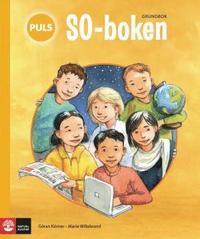 bokomslag PULS SO-boken 1-3, Grundbok