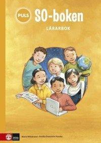 bokomslag PULS SO-boken 1-3 Lärarbok