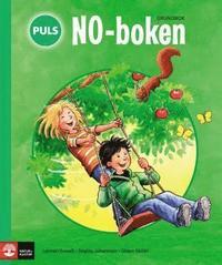bokomslag PULS NO-boken 1-3 Grundbok, första upplagan