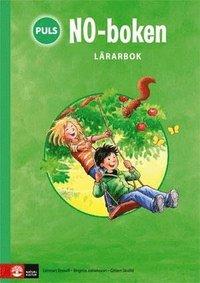bokomslag PULS NO-boken 1-3 Lärarbok, första upplagan