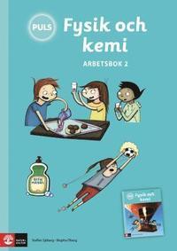 bokomslag PULS Fysik och kemi 4-6 Arbetsbok 2, tredje upplagan