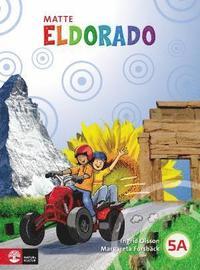 bokomslag Eldorado, matte 5A Grundbok