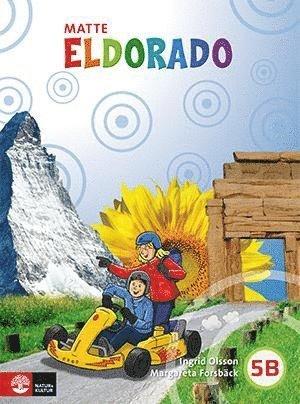 bokomslag Eldorado matte 5B Grundbok