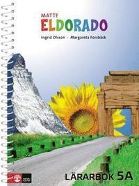 bokomslag Eldorado matte 5A Lärarbok